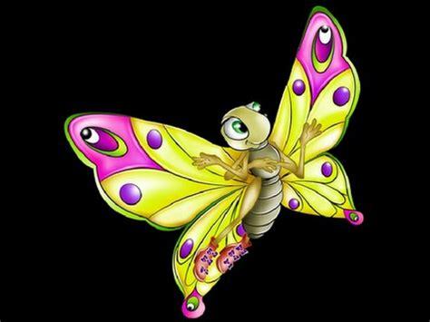 Dibujos Animados De Mariposas Para Los Niños Youtube