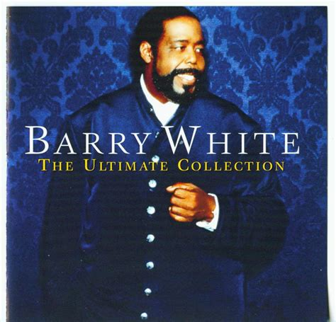Barry White  The Ultimate Collection (cd) At Discogs