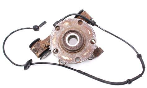 rh rear spindle hub knuckle bearing   vw passat