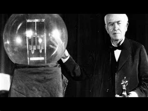 thomas edison  invention   electric incandescent