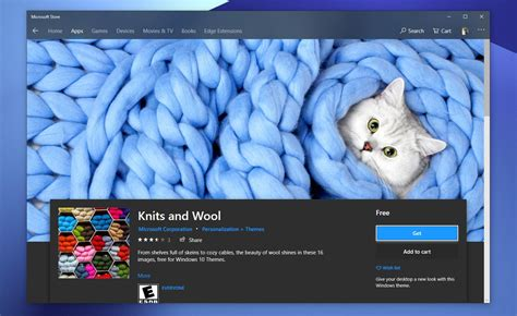Four New Microsoft Windows 10 Themes Now Available For