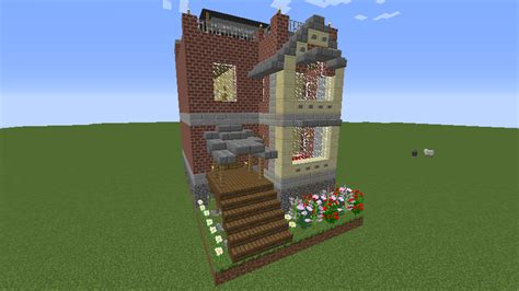 town house creation