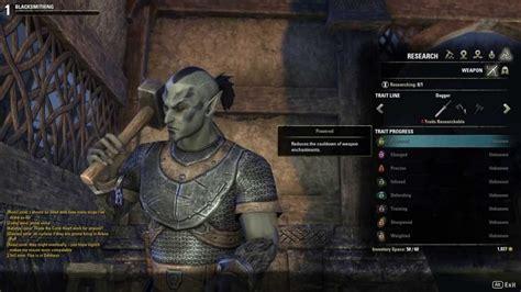 elder scrolls  blacksmithing guides  complete