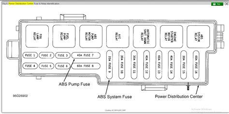 Fuel Pump Cut Off Switch Location Engine Performance