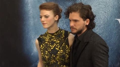 actor rose game of thrones crossword kit harington to marry game of thrones co star rose