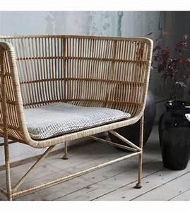 House Doctor Stuhl : housedoctor naturbraun rattan stuhl coon 60 5x70x70cm ~ Frokenaadalensverden.com Haus und Dekorationen