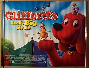 Cliffords Really Big Movie - Original Cinema Movie Poster ...