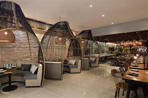 putu  restaurant  metaphor interior jakarta indonesia modern restaurant design