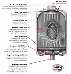 Champion Oil Filter Ch48108