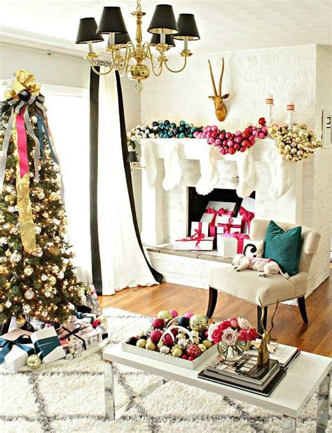 bright christmas decorations ideas  pinterest