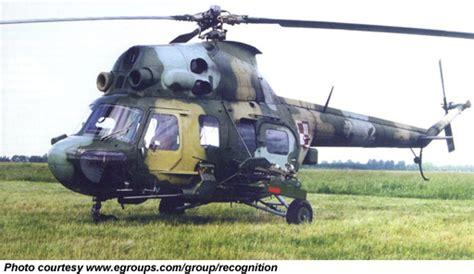 Navy Mil Mi-2 At In Flight
