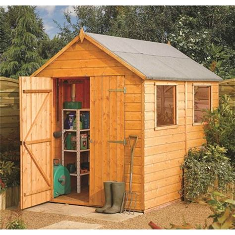 10ft X 6ft Shed by Shedswarehouse Rowlinson 10ft X 6ft Rowlinson