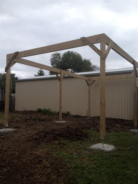 The carport company is closely monitoring the market, which is fluctuating at a rate that we have not yet seen in. Ubuild Projects: How To Build a Timber Carport