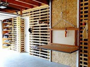 Amenagement Garage Atelier : photo mezzanine garage joy studio design gallery best ~ Melissatoandfro.com Idées de Décoration