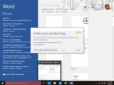 Microsoft Office 365 Product key + Updated & Working Free
