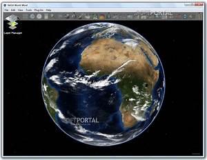 Скриншоты NASA World Wind - NASA World Wind 1.4.0