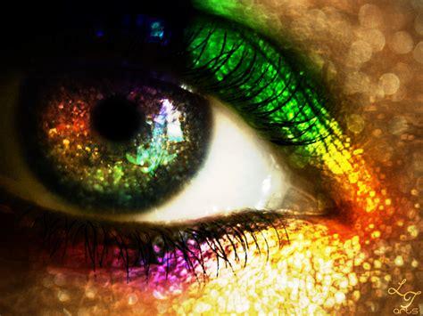 sharp artistic eye art   photo