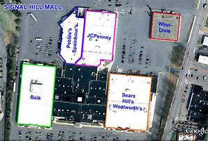 Sky City  Retail History  Signal Hill Mall  Statesville