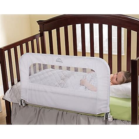 home safe  summer infant convertible crib bed rail