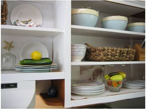 shelf paper for kitchen cabinets solutions for renters kitchens centsational 7927