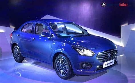 Maruti Suzuki Dzire Unveiled In India  Ndtv Carandbike