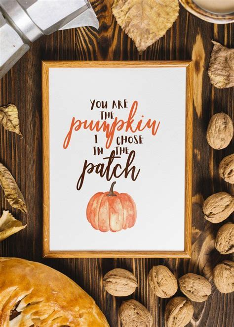 fall quote wall decor instant  pumpkin patch