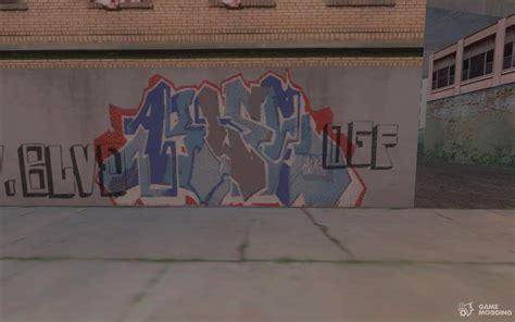 Graffiti Gta : Los Santos City Graffiti Legends V1 For Gta San Andreas