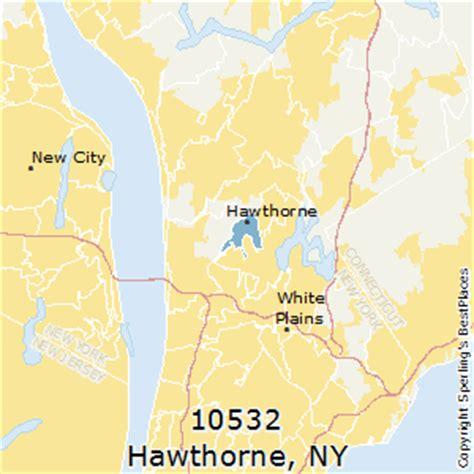 places    hawthorne zip   york