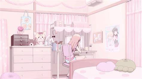 aesthetic wallpaper anime bedroom