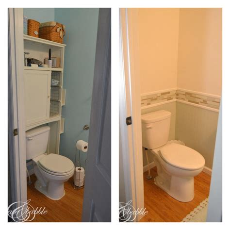 ideas for small bathroom remodel powder room makeover create and babble