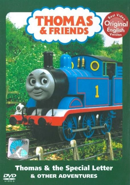 thomas   special letter   adventures