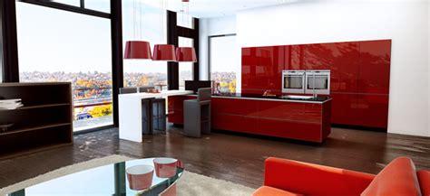 l énergie à la cuisine idées de couleurs originales pour votre cuisine cuisines