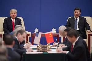 US, China Sign 37 Deals Worth $253b   Financial Tribune