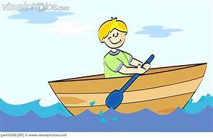 Rowing boats clipart - Clipground