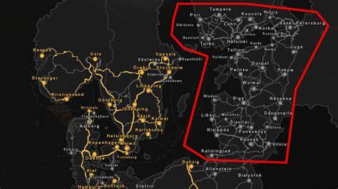 truck simulator 2 beyond the baltic sea ets 2 beyond the baltic sea entlang der ostseek 252 ste