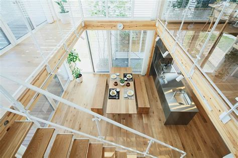 Wood House, the succes of Muji   More with less