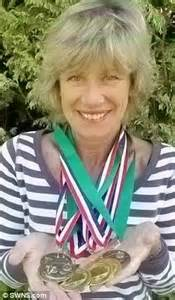 Tory MP Jane Leslie's mother becomes world champion ...