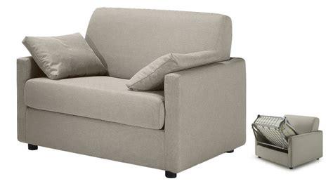 fauteuil lit convertible tissu greige spécialiste canapé