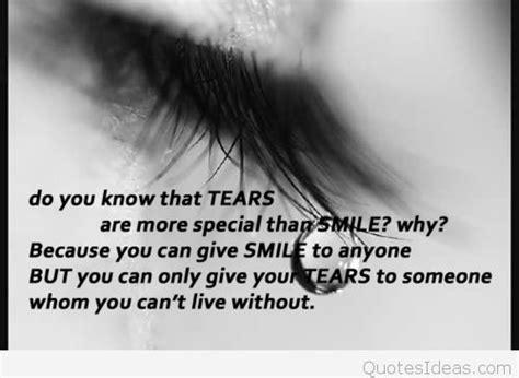 bleed tears sad love quote