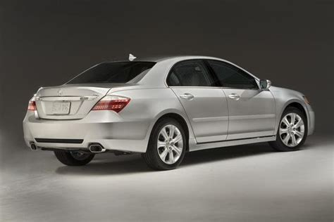 acura rl car review  top speed