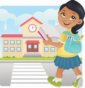 Go To School Clipart - Cliparts Galleries