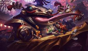 Coin Emperor Tahm Kench LoL Wallpapers