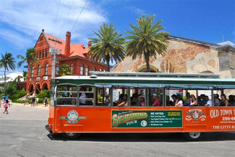key west tours conch train tour vs old town trolley