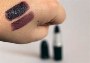 MAC Cyber Lipstick (Photos, Swatches, Review)