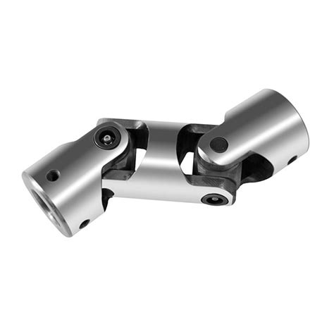 wx stainless steel double joint drive shaft coupling  boat buy shaft coupling  keyway