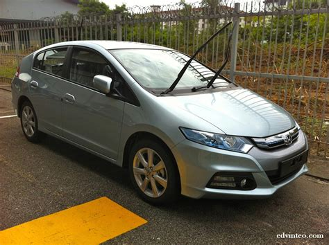 best honda insight h view of honda insight 1 3 photos features and