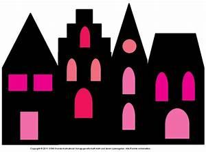Haus Basteln Pappe Vorlage : basteln mit kindern fensterbilder pinterest ~ Eleganceandgraceweddings.com Haus und Dekorationen