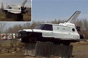 Homemade Space Shuttles Destroyind - Pics about space