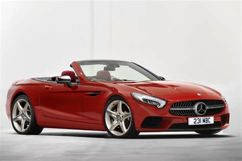 New Mercedes Sl Due In 2019 With Revolutionary New