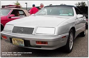Chrysler Le Baron Cabriolet : chrysler lebaron coupe and convertible ~ Medecine-chirurgie-esthetiques.com Avis de Voitures